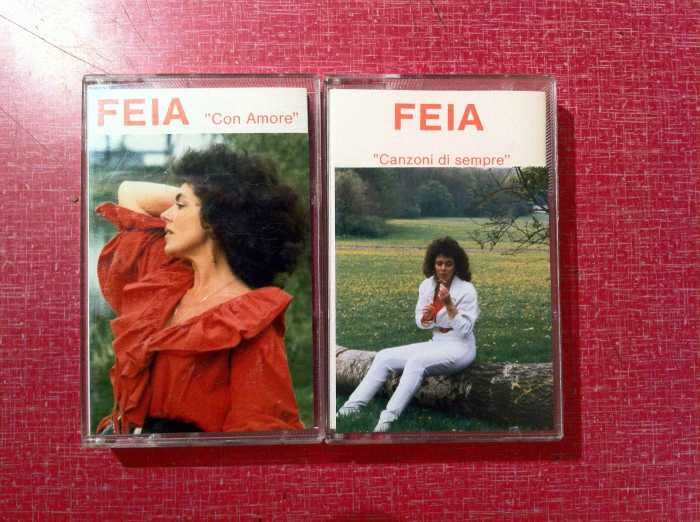 Appeal for info: Feia cassettes - Circa 1988-1992